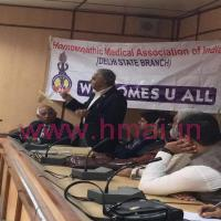 Homoeopathy and Diabetes -HMAI DELHI -5/2/2017